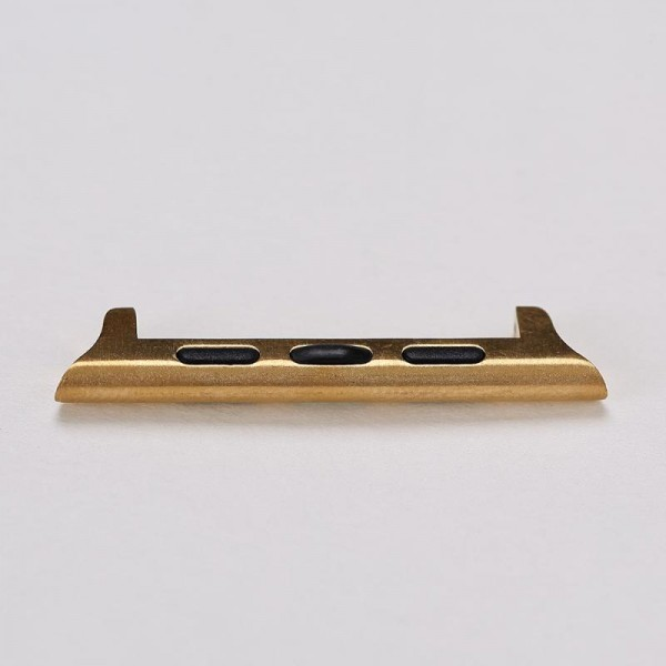 Fredo Connector 32 mm 44 mm Gold