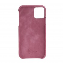 """Fredo iPhone 11 Pro 5.8 """"Exclusive"""" Leather Case (Pink)"""