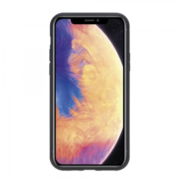 "Fredo iPhone 11 6.1 ""Leather Case"" Flex ""(Black)"