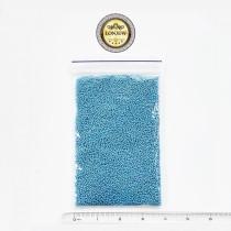 Preciosa Jewelry Making Round Seed Beads Size 10/0 100 Gram 3.5 Oz (Blue)