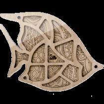Lonjew Fish Shaped Bead Organizer