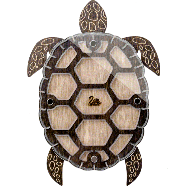 Lonjew Turtle Shaped Bead Organizer