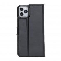 "Fredo iPhone 11 Pro Max 6.5 ""Exclusive"" Leather Case (Black)"
