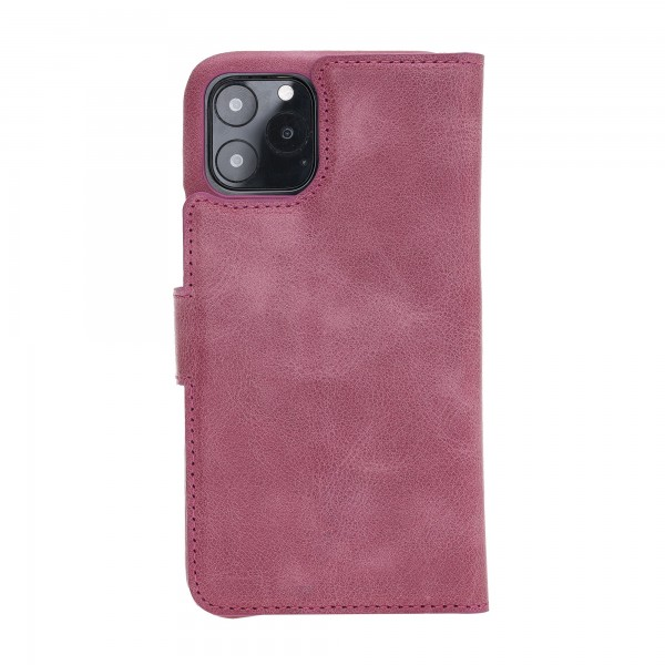 """Fredo iPhone 11 6.1 """"Exclusive"""" Leather Case (Pink)"""