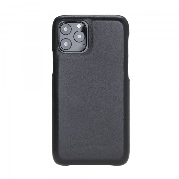 "Fredo iPhone 11 6.1 ""Leather Case"" Exclusive ""(Black)"