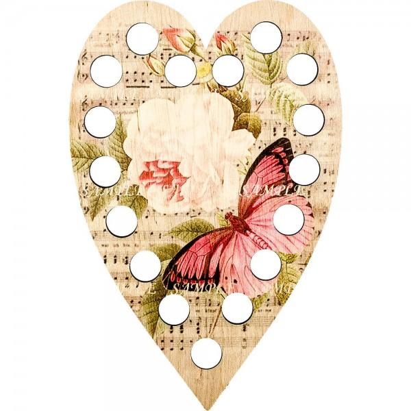 Lonjew Butterfly Pattern Drawstring Organizer LLZ-008(М-1)