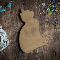 Lonjew Cat shaped bead storage organizer LLZB-036