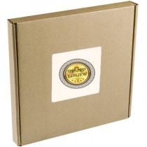 Lonjew Bead Storage Organizer with Magnet Lid Mesopotamia LLZB-094