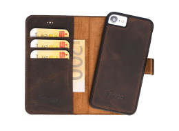 Custom design leather phone case models