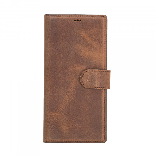 Fredo Samsung Galaxy Note 10 Plus Leather Case Removable 2 in 1 Mobile Phone Case