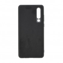 """Fredo Huawei P30 Pro Leather Case """"Secret Wallet"""" (Black)"""