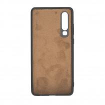 "Fredo Huawei P30 Pro Leather Case ""Secret Wallet"" (Vintage Brown)"