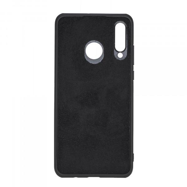 """Fredo Huawei P30 Lite Leather Case """"Secret Wallet"""" (Black)"""