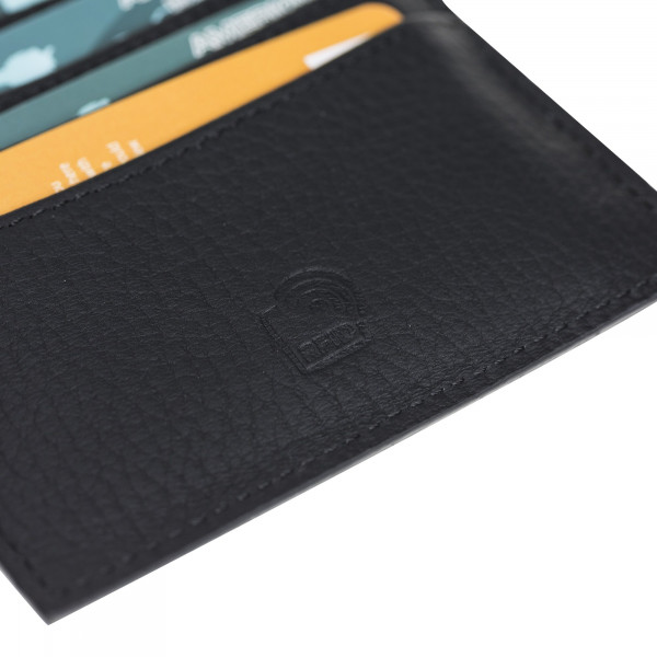 Fredo Urban Card Holder - Black