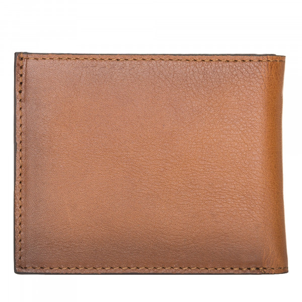 Fredo Wallet - Cognac Brown