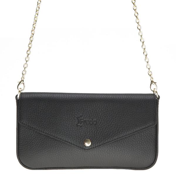 Fredo Women's Small Shoulder Bag - Black