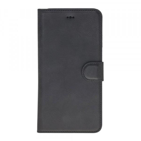 "Fredo iPhone XS MAX Leather Case ""Secret Wallet"" (Black)"