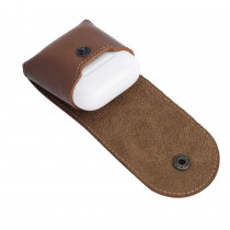 Fredo Airpods Slim Handmade Case Made Of Leather