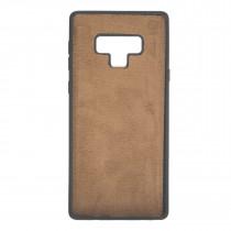 Fredo Galaxy Note 9 -Cognac Brown