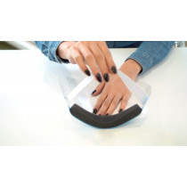 Fredo Karen face shield plexiglass - plastic visor - Face Shield - Clear face shield Made in Europe