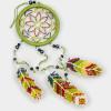 Lonjew Bead Embroidery Kit On A Plastic Base LLPL-029