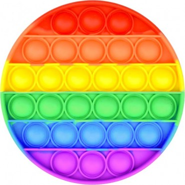 Anti-stress toy eternal pimple Pop It Circle